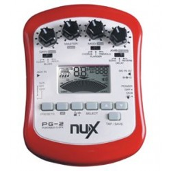 Nux Portable Guitar Effects